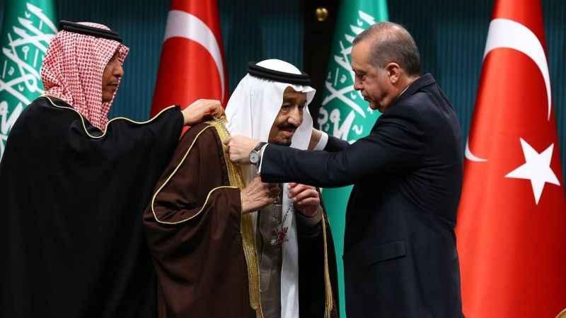 İddialar doğrulandı! Çavuşoğlu Suudi Arabistan'a gidiyor