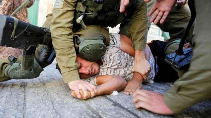 Son Dakika: Siyonist İsrail 98 Filistinliyi gözaltına aldı