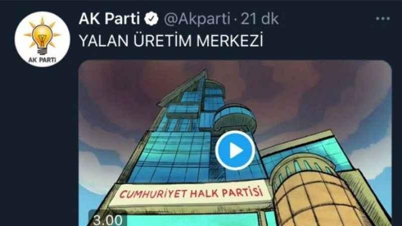 AKP'de 'yalan üretim merkezi' fiyaskosu! Erdoğan çok ağır konuşmuş