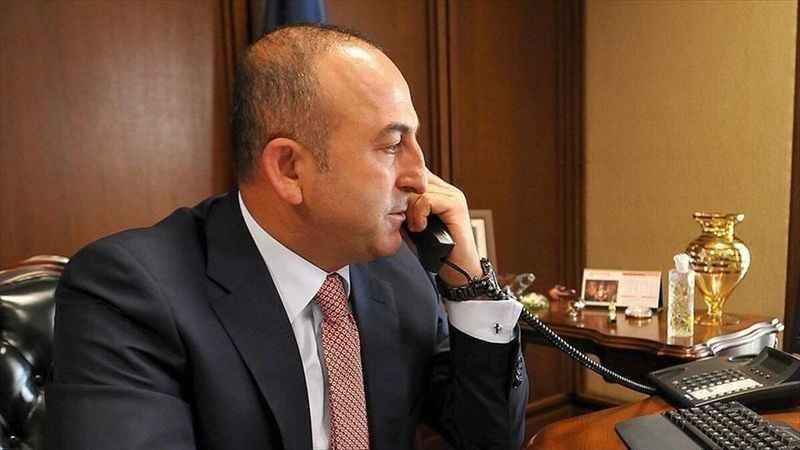 Çavuşoğlu Mısır ve Ürdünlü mevkidaşlarıyla konuştu! Gündem Filistin!