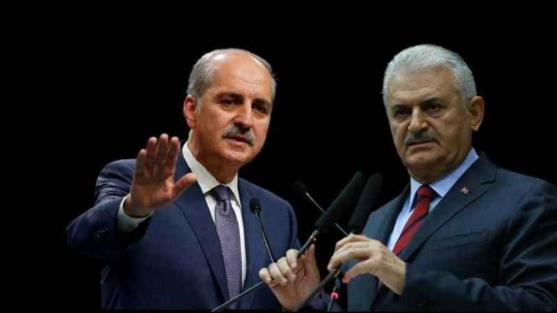 Erdoğan'dan, Binali Yıldırım ve Numan Kurtulmuş'a yeni görev!