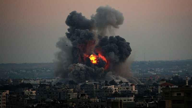 Siyonist İsrail'in hain saldırısında şehit sayısı 24'e yükseldi