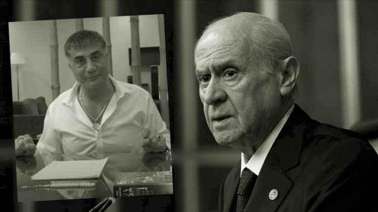 Devlet Bahçeli'den 'mafya' göndermeli 'Sedat Peker' açıklaması
