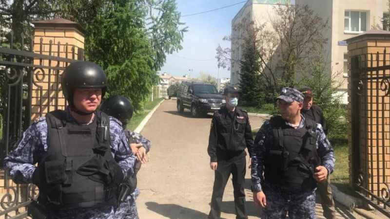 Tataristan'da okula silahlı saldırı: 8 öğrenci hayatını kaybetti!