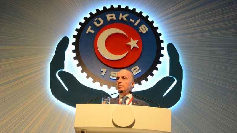 Türk-İş'ten Müslümanlara Filistin çağrısı! Sessizlik suç ortaklığıdır