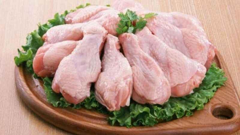 Tavuk eti üretimi mart ayında arttı