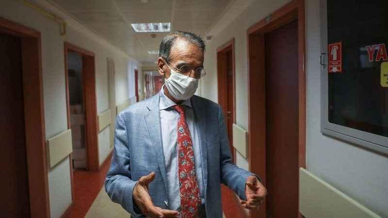 Prof. Dr. Mehmet Ceyhan'dan Favipiravir açıklaması: Yan etkisi var mı?