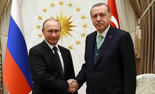 Cumhurbaşkanı Erdoğan, Putin ile Sputnik V aşısını görüştü