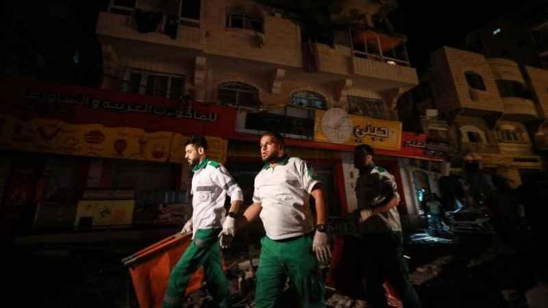 Filistin Sağlık Bakanlığı: Saldırılarda şehit sayısı 35'e yükseldi!