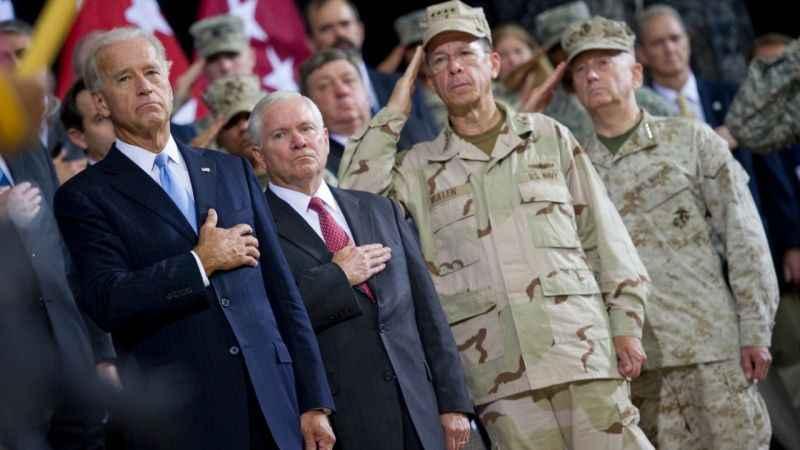 Emekli generaller ABD'de bildiri yayımladı! ABD derin tehlike içinde!