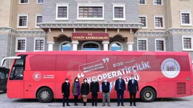 Bakanlığın otobüs ihalesini bakanlık bürokratının damadı kazandı