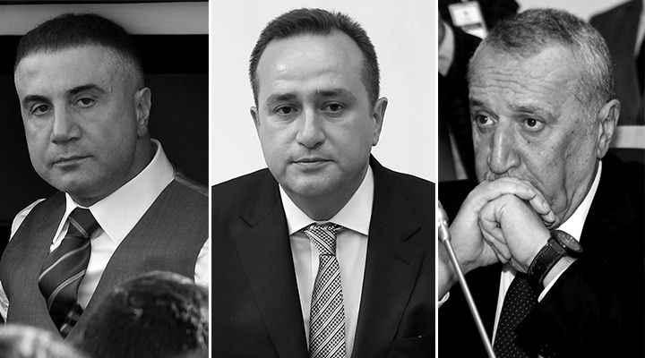 Peker'in iddiaları Mehmet Ağar ve Tolga Ağar hakkında suç duyurusu