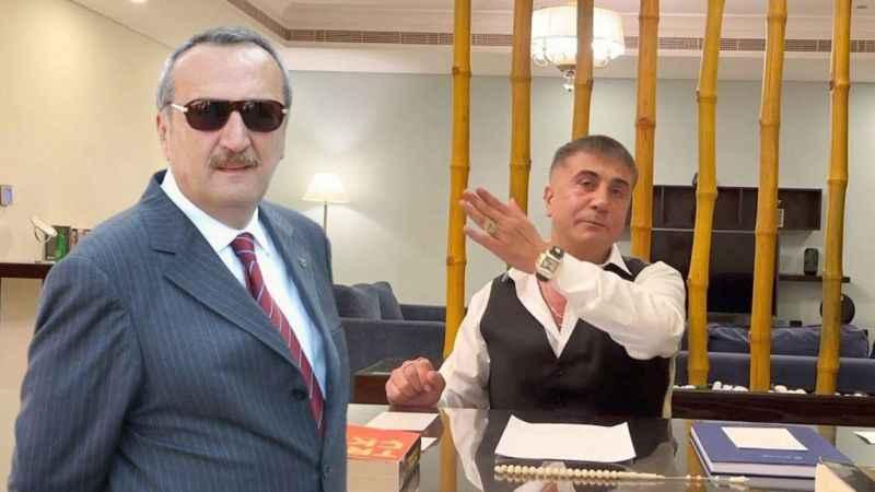 Sedat Peker topa tutmuştu! Mehmet Ağar ilk kez konuştu