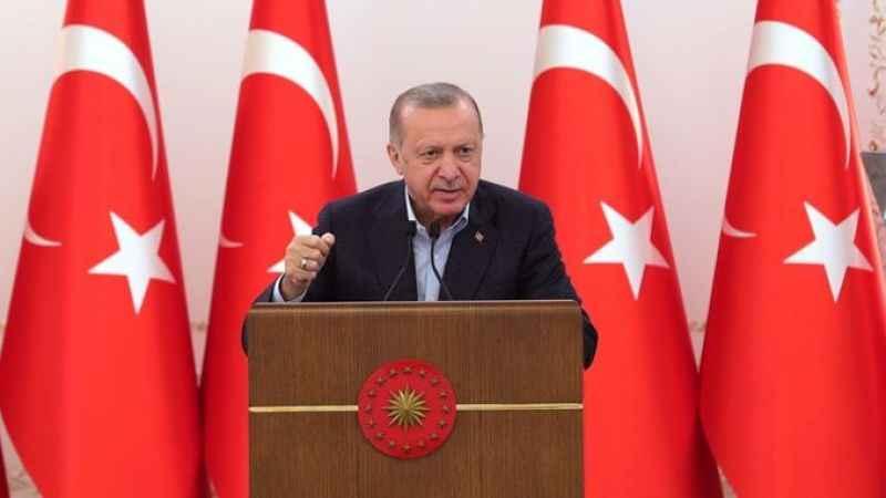 Son dakika: Cumhurbaşkanı Erdoğan'dan bayram sonrası mesajı