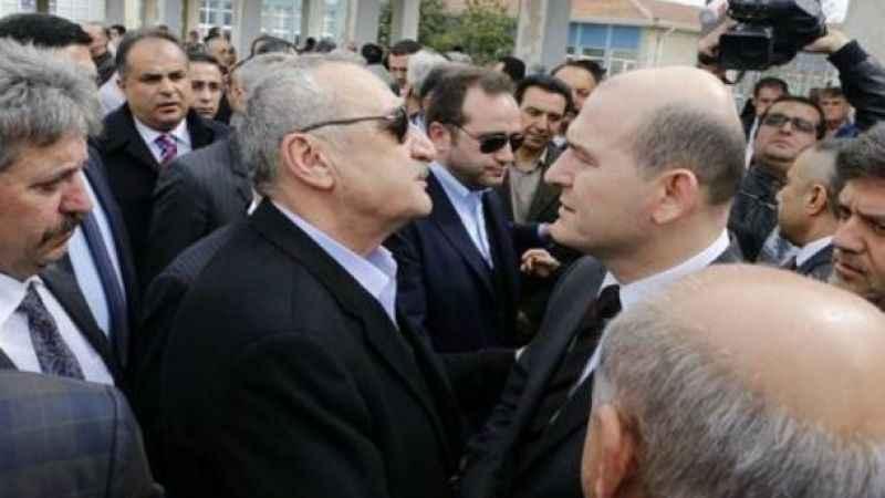 Süleyman Soylu'ya flaş ''Mehmet Ağar'' sorusu!