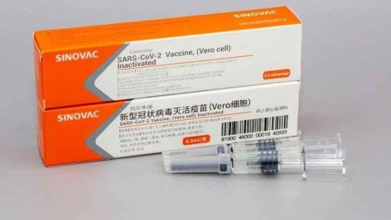 Sinovac aşısının gerçek dünya verileri açıklandı: İşte etkinlik oranı