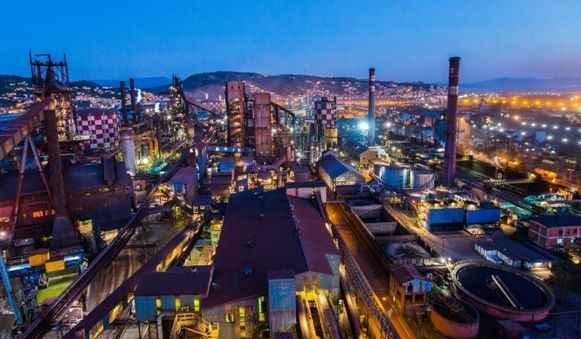 Erdemir Çelik kuruluşunun 56'ncı yılını kutluyor