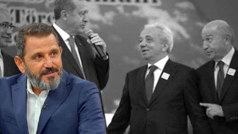 Fatih Portakal'dan iktidara ihale göndermesi: Yolum sizin yolunuz...