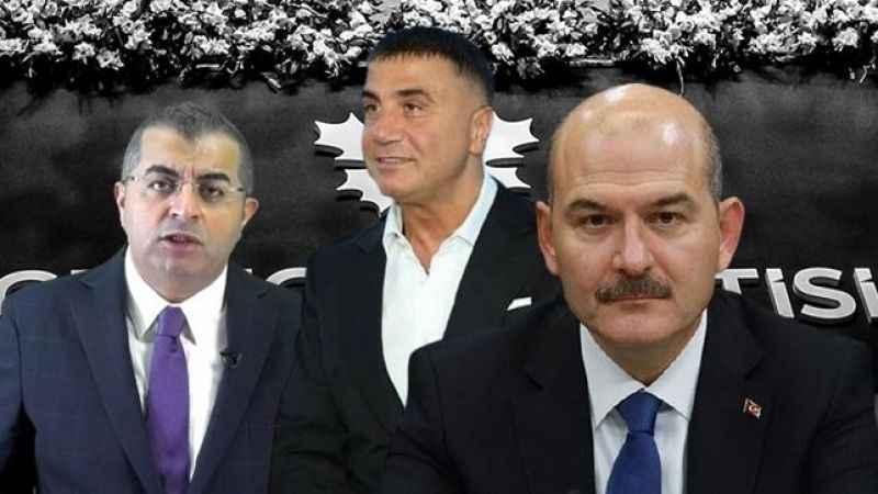 Gelecek Partisi'nden Peker'in sözleri sonrası Süleyman Soylu'ya çağrı