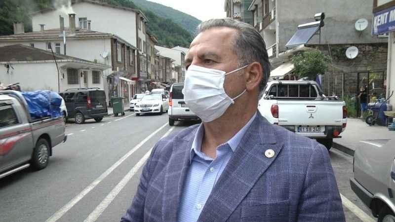 """İkizdere Belediye Başkanı: """"Her söz Cumhur İttifakı'na zarar verir"""""""
