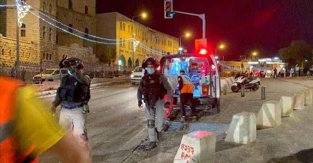 Siyonist İsrail yine saldırdı: 18 Filistinli yaralandı