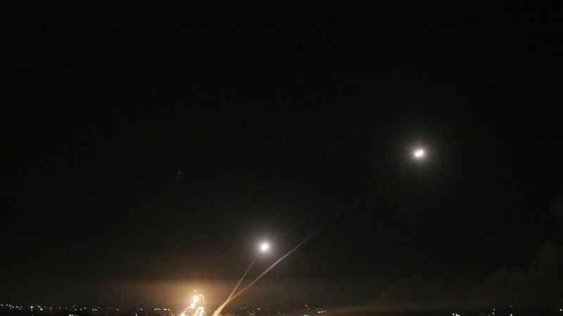 Lübnan'dan İsrail'in kuzeyine 3 roket atıldı