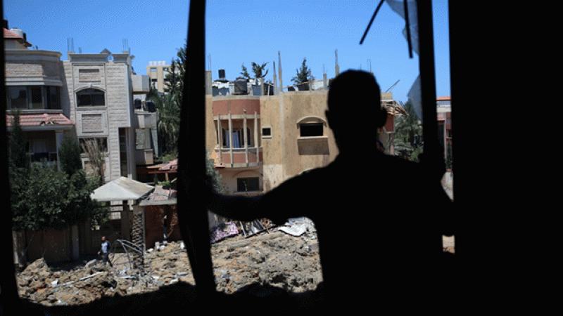 İsrail Gazze'yi Ramazan Bayramı'nda da vuruyor
