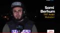 Siyonist İsrail saldırmaya devam ediyor! TRT canlı yayınına yansıdı