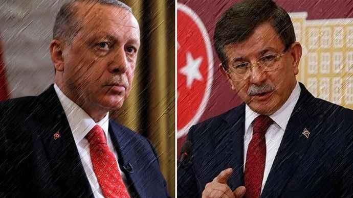 Ahmet Davutoğlu'ndan Erdoğan'a helallik cevabı: Veda vaktiniz geldi