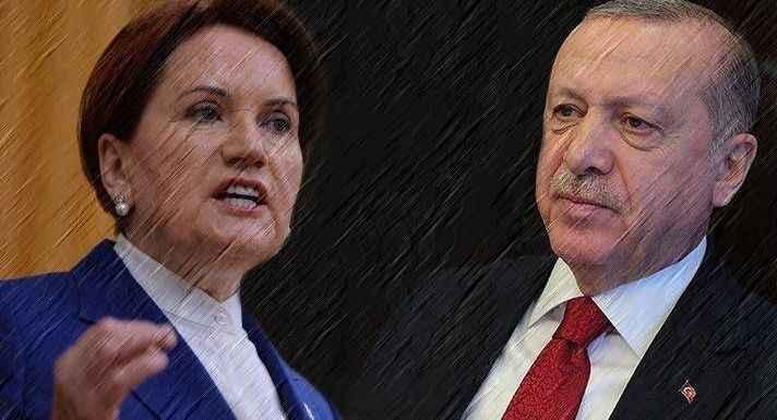 Akşener'den Erdoğan'a helallik cevabı: Getir sandığı helalleşelim