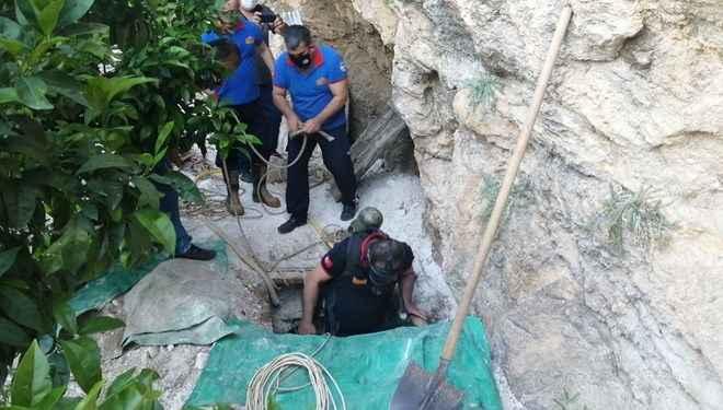 Su kuyusunda facia: 3 kişi hayatını kaybetti