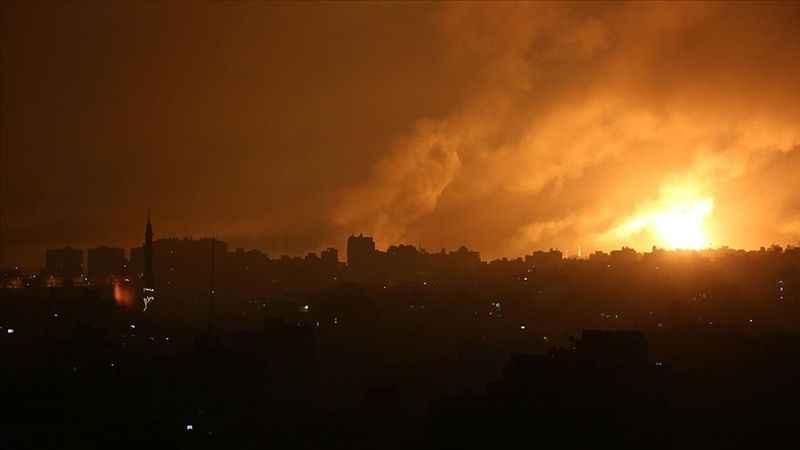 Hamas'tan kara harekatı açıklaması: Ağır bir ders vermek için hazırız