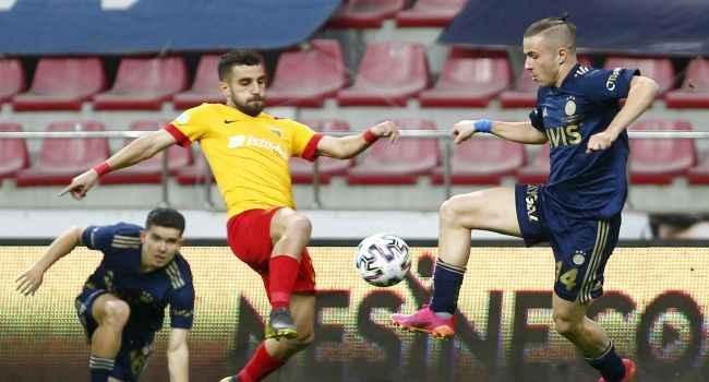 Fenerbahçe 90+9'da kazandı