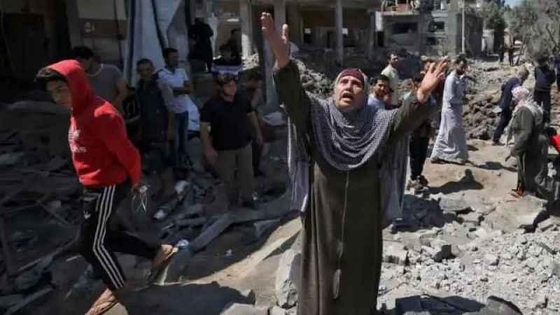 Gazze'de durum oldukça vahim yetkili isim uyardı