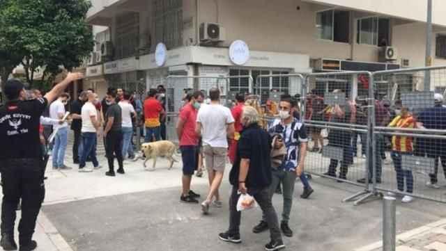 Göztepe'de kriz! İzmir ekibinin yöneticileri, maça gitmemeyi düşünüyor