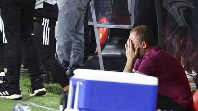 Sergen Yalçın şampiyonlukla hüngür hüngür ağladı