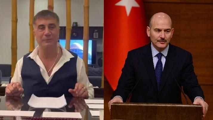 Sedat Peker'den flaş sözler: Soylu'ya  'Sana bir hediyem var' diyerek saat verdi
