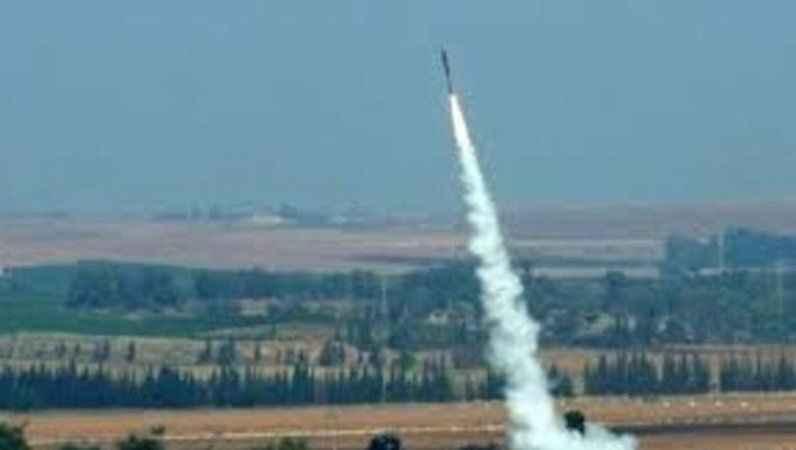 Yeni cephe mi açıldı? Suriye'den siyonistlere füze yağmuru