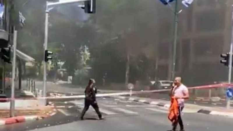 Tel Aviv vuruldu