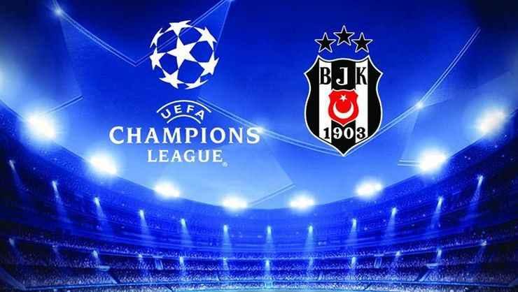 Beşiktaş'a Şampiyonlar Ligi'nde zorlu rakipler