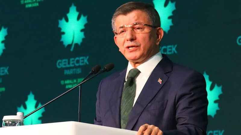 Ahmet Davutoğlu'ndan 'Abdullah Gül adaylığı' açıklaması