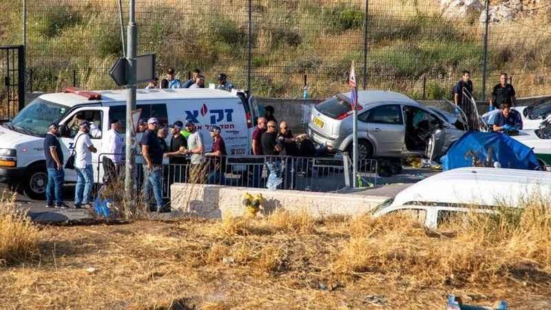 İşgal altındaki Kudüs'te İsrail polisine saldırı girişimi: 6 yaralı