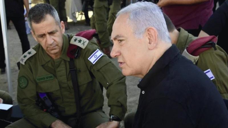 Siyonist İsrail'de Gazze bölünmesi! Saldırılar sona ermeli