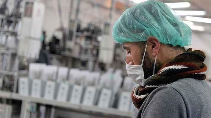 İşçi ölümlerinin yüzde 50'si Kovid-19!