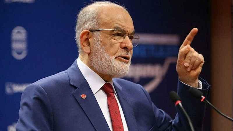 Saadet Partisi Genel Başkanı Temel Karamollaoğlu, HamasSiyasi Büro Başkanıİsmail Heniyye ile görüştü.