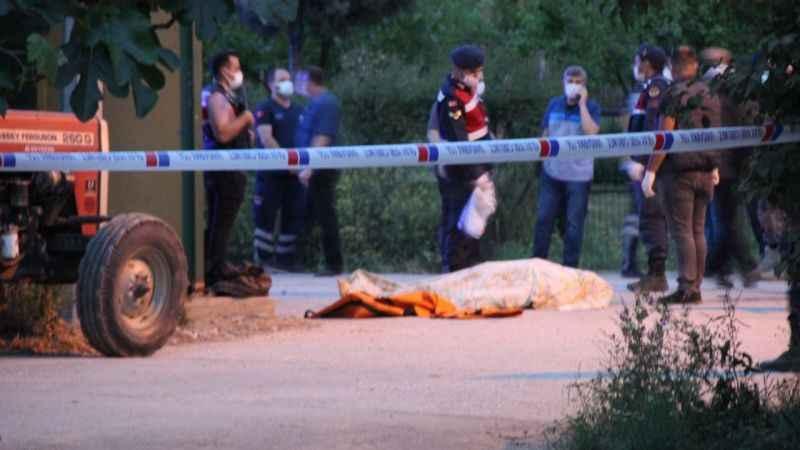 Kocaeli'de dehşet anları:Babasını öldürdü 3 jandarma 7 kişiyi yaraladı