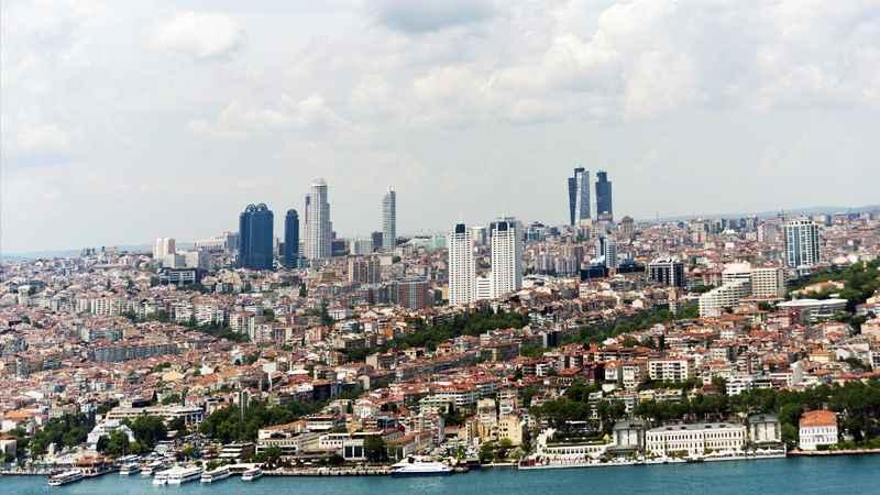 Konutta Türkiye'nin en değerli ilçeleri belli oldu