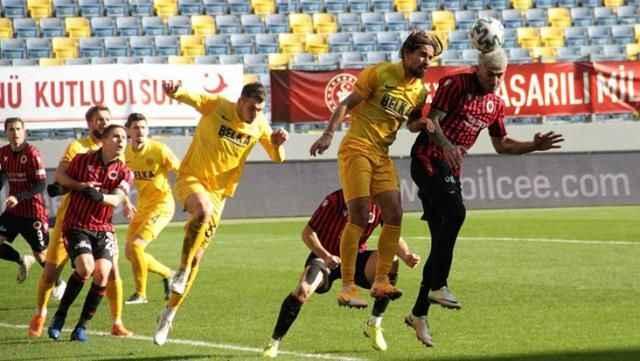 Süper Lig'den düşen 4. takım Gençlerbirliği oldu