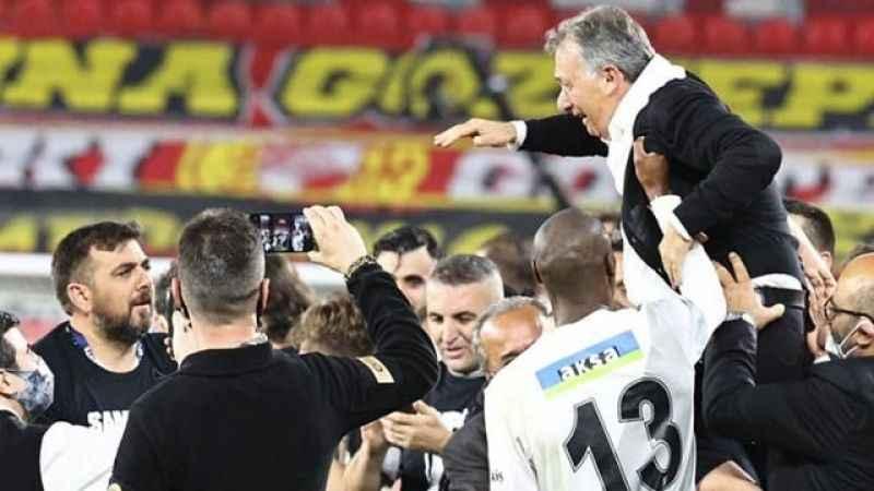 Beşiktaş müthiş gelirle kasasını doldurdu
