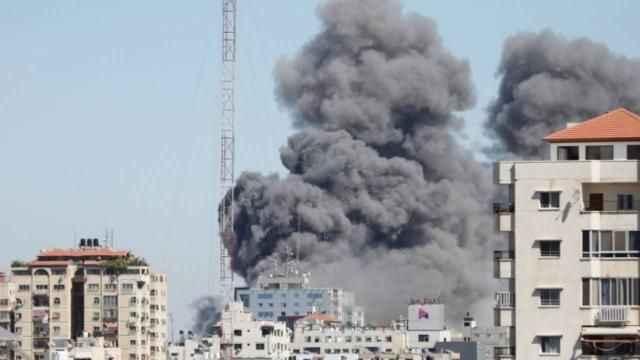 AP muhabiri İsrail'in Gazze ofisi saldırısını anlattı